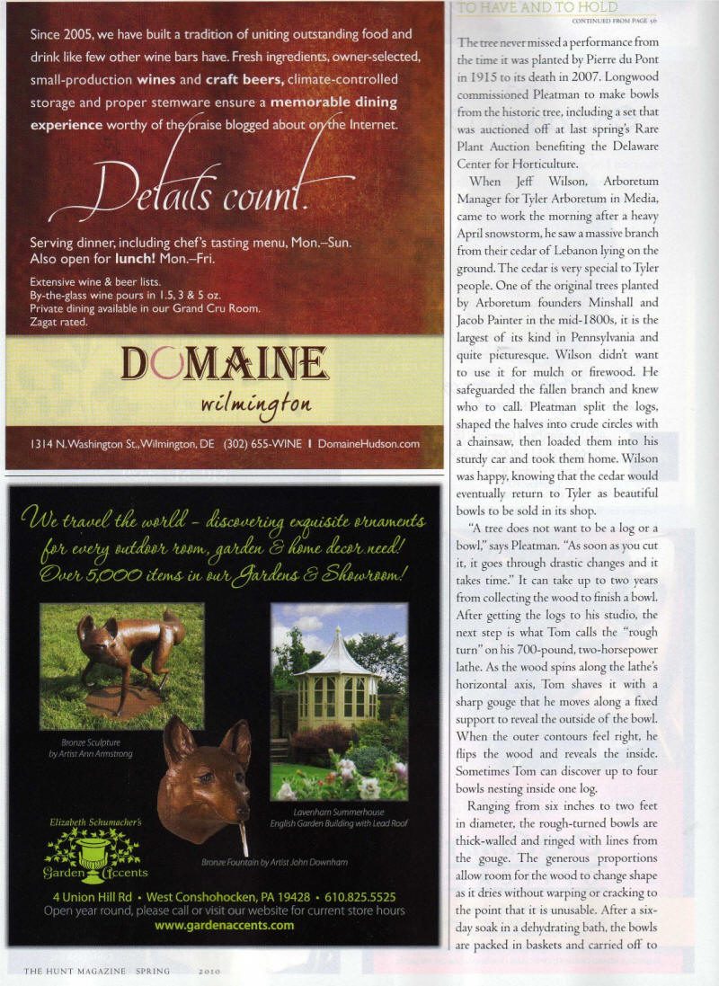 Hunt Magazint page 76