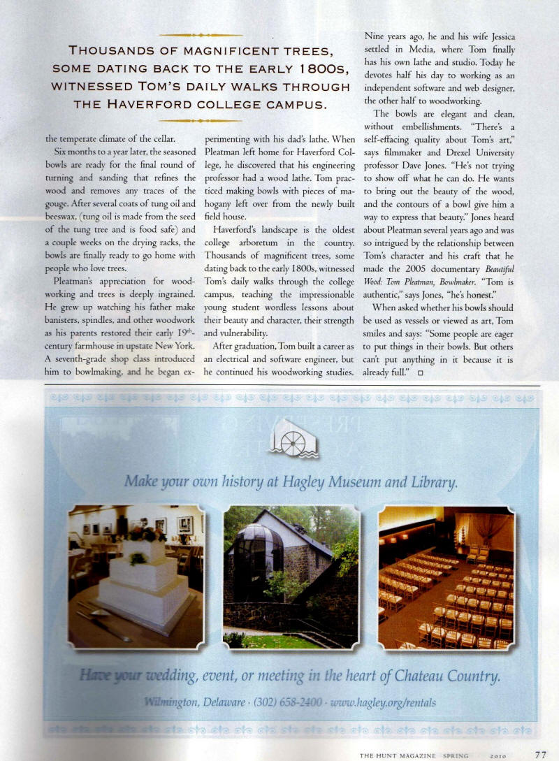 Hunt Magazint page 77